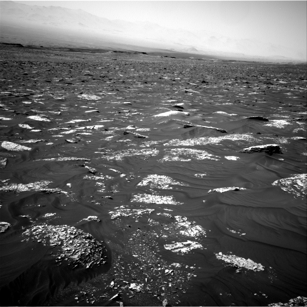 Nasa's Mars rover Curiosity acquired this image using its Right Navigation Camera on Sol 1785, at drive 436, site number 65