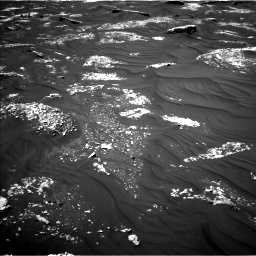 Nasa's Mars rover Curiosity acquired this image using its Left Navigation Camera on Sol 1786, at drive 436, site number 65