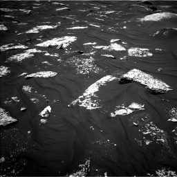 Nasa's Mars rover Curiosity acquired this image using its Left Navigation Camera on Sol 1786, at drive 508, site number 65