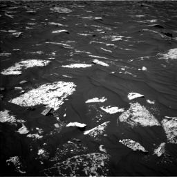 Nasa's Mars rover Curiosity acquired this image using its Left Navigation Camera on Sol 1786, at drive 526, site number 65