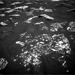 Nasa's Mars rover Curiosity acquired this image using its Right Navigation Camera on Sol 1786, at drive 496, site number 65