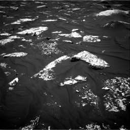 Nasa's Mars rover Curiosity acquired this image using its Right Navigation Camera on Sol 1786, at drive 508, site number 65