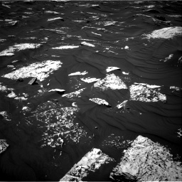 Nasa's Mars rover Curiosity acquired this image using its Right Navigation Camera on Sol 1786, at drive 520, site number 65
