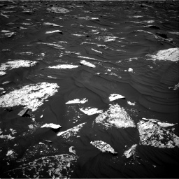 Nasa's Mars rover Curiosity acquired this image using its Right Navigation Camera on Sol 1786, at drive 526, site number 65