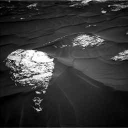Nasa's Mars rover Curiosity acquired this image using its Left Navigation Camera on Sol 1787, at drive 628, site number 65