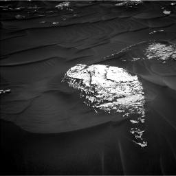 Nasa's Mars rover Curiosity acquired this image using its Left Navigation Camera on Sol 1787, at drive 634, site number 65