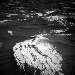 Nasa's Mars rover Curiosity acquired this image using its Right Navigation Camera on Sol 1787, at drive 574, site number 65