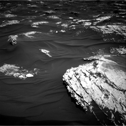 Nasa's Mars rover Curiosity acquired this image using its Right Navigation Camera on Sol 1787, at drive 580, site number 65