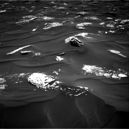 Nasa's Mars rover Curiosity acquired this image using its Right Navigation Camera on Sol 1787, at drive 598, site number 65