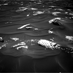 Nasa's Mars rover Curiosity acquired this image using its Right Navigation Camera on Sol 1787, at drive 604, site number 65