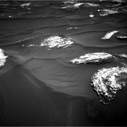 Nasa's Mars rover Curiosity acquired this image using its Right Navigation Camera on Sol 1787, at drive 622, site number 65