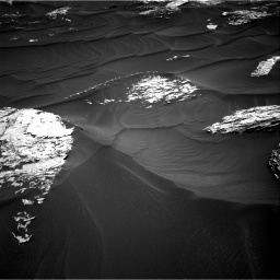 Nasa's Mars rover Curiosity acquired this image using its Right Navigation Camera on Sol 1787, at drive 628, site number 65