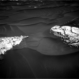 Nasa's Mars rover Curiosity acquired this image using its Right Navigation Camera on Sol 1787, at drive 640, site number 65