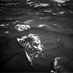 Nasa's Mars rover Curiosity acquired this image using its Left Navigation Camera on Sol 1788, at drive 766, site number 65