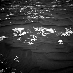 Nasa's Mars rover Curiosity acquired this image using its Left Navigation Camera on Sol 1788, at drive 868, site number 65