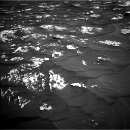 Nasa's Mars rover Curiosity acquired this image using its Left Navigation Camera on Sol 1788, at drive 892, site number 65