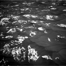 Nasa's Mars rover Curiosity acquired this image using its Left Navigation Camera on Sol 1788, at drive 904, site number 65