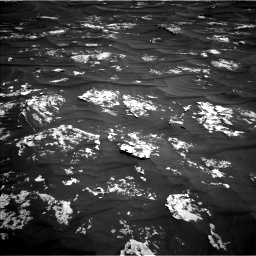 Nasa's Mars rover Curiosity acquired this image using its Left Navigation Camera on Sol 1788, at drive 916, site number 65