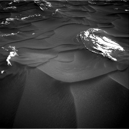 Nasa's Mars rover Curiosity acquired this image using its Right Navigation Camera on Sol 1788, at drive 670, site number 65