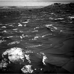 Nasa's Mars rover Curiosity acquired this image using its Right Navigation Camera on Sol 1788, at drive 694, site number 65