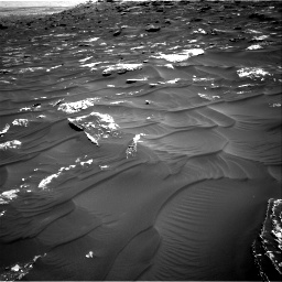 Nasa's Mars rover Curiosity acquired this image using its Right Navigation Camera on Sol 1788, at drive 712, site number 65