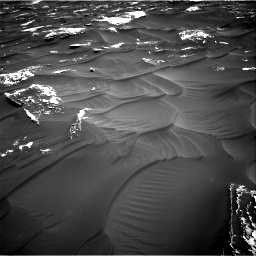 Nasa's Mars rover Curiosity acquired this image using its Right Navigation Camera on Sol 1788, at drive 724, site number 65