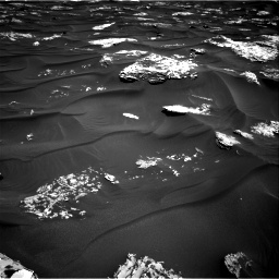 Nasa's Mars rover Curiosity acquired this image using its Right Navigation Camera on Sol 1788, at drive 802, site number 65
