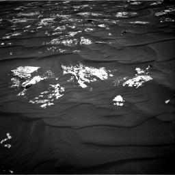 Nasa's Mars rover Curiosity acquired this image using its Right Navigation Camera on Sol 1788, at drive 868, site number 65