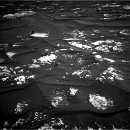 Nasa's Mars rover Curiosity acquired this image using its Left Navigation Camera on Sol 1789, at drive 970, site number 65