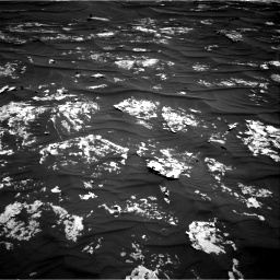 Nasa's Mars rover Curiosity acquired this image using its Right Navigation Camera on Sol 1789, at drive 922, site number 65