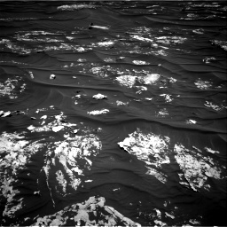 Nasa's Mars rover Curiosity acquired this image using its Right Navigation Camera on Sol 1789, at drive 934, site number 65