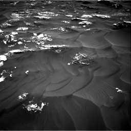 Nasa's Mars rover Curiosity acquired this image using its Right Navigation Camera on Sol 1789, at drive 1168, site number 65