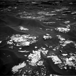 Nasa's Mars rover Curiosity acquired this image using its Left Navigation Camera on Sol 1793, at drive 1258, site number 65