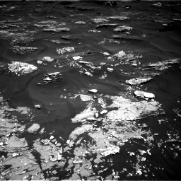 Nasa's Mars rover Curiosity acquired this image using its Right Navigation Camera on Sol 1793, at drive 1228, site number 65