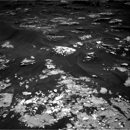 Nasa's Mars rover Curiosity acquired this image using its Right Navigation Camera on Sol 1793, at drive 1240, site number 65