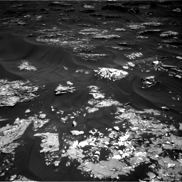 Nasa's Mars rover Curiosity acquired this image using its Right Navigation Camera on Sol 1793, at drive 1246, site number 65
