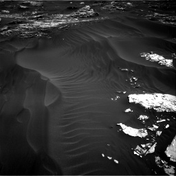 Nasa's Mars rover Curiosity acquired this image using its Right Navigation Camera on Sol 1793, at drive 1306, site number 65