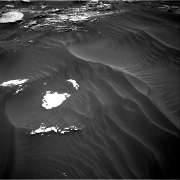 Nasa's Mars rover Curiosity acquired this image using its Right Navigation Camera on Sol 1793, at drive 1324, site number 65