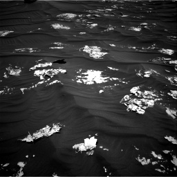 Nasa's Mars rover Curiosity acquired this image using its Right Navigation Camera on Sol 1793, at drive 1408, site number 65