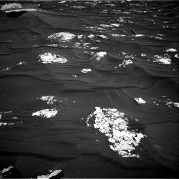 Nasa's Mars rover Curiosity acquired this image using its Right Navigation Camera on Sol 1793, at drive 1432, site number 65