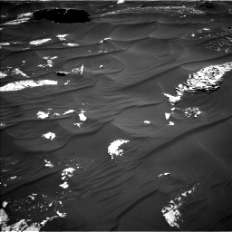 Nasa's Mars rover Curiosity acquired this image using its Left Navigation Camera on Sol 1794, at drive 1546, site number 65