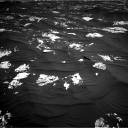 Nasa's Mars rover Curiosity acquired this image using its Left Navigation Camera on Sol 1794, at drive 1594, site number 65