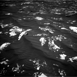 Nasa's Mars rover Curiosity acquired this image using its Left Navigation Camera on Sol 1794, at drive 1642, site number 65