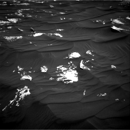 Nasa's Mars rover Curiosity acquired this image using its Right Navigation Camera on Sol 1794, at drive 1468, site number 65