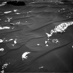 Nasa's Mars rover Curiosity acquired this image using its Right Navigation Camera on Sol 1794, at drive 1552, site number 65