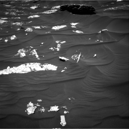 Nasa's Mars rover Curiosity acquired this image using its Right Navigation Camera on Sol 1794, at drive 1570, site number 65
