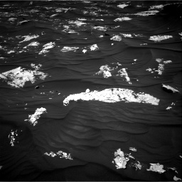 Nasa's Mars rover Curiosity acquired this image using its Right Navigation Camera on Sol 1794, at drive 1576, site number 65
