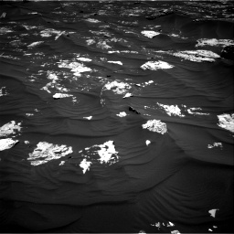 Nasa's Mars rover Curiosity acquired this image using its Right Navigation Camera on Sol 1794, at drive 1600, site number 65