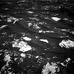 Nasa's Mars rover Curiosity acquired this image using its Right Navigation Camera on Sol 1794, at drive 1624, site number 65