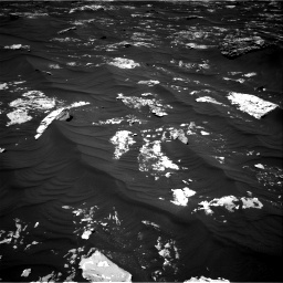 Nasa's Mars rover Curiosity acquired this image using its Right Navigation Camera on Sol 1794, at drive 1636, site number 65